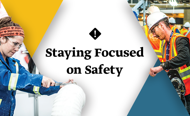 Building A Safer Workplace Everyone Plays A Role